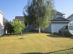 2600 sq ft house for rent in Dawson Creek BC