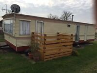 Hemsby Norfolk Holidays 6 Berth Holiday Home For Hire From £89 With Deck