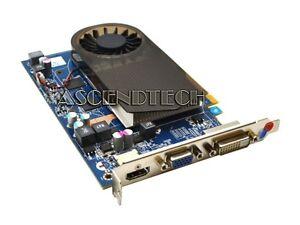 ATI RADEON HD 6670 1GB HDMI DVI VGA VOSTRO 460 VIDEO CARD DELL 8F60V CN-08F60V