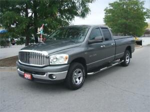 2007 Dodge Ram 1500 SLT / 4X4 / 8 FT LONG BOX