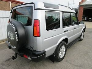 2004 Land Rover Discovery Series II Silver 4 Speed Automatic Wagon Holden Hill Tea Tree Gully Area Preview