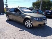 2009 Holden Berlina VE MY09.5 Gold 4 Speed Automatic Sedan Bayswater North Maroondah Area Preview