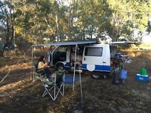 Campervan Mitsubishi 2005 - Solar Panel - Fridge - Canopy St Kilda Port Phillip Preview