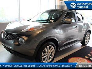 2011 Nissan Juke SV AWD SUNROOF AUTO BLUETOOTH