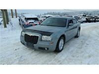 2006 CHRYSLER 300 LEATHER LOAD LOW KM
