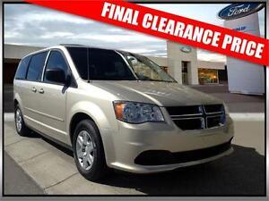 2013 Dodge Grand Caravan SE Bucket Seats LOW PAYMENTS!!!!!