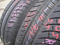 205/55/16 Michelin Energy x2 A Pair, 6.8mm (168 High Road, Romford, RM6 6LU) Used Tyres East London