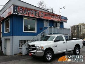 2014 Ram 2500 SLT Regular Cab Long Box 4x4 **Only 64k!**