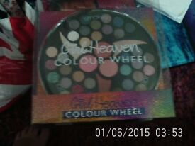 Brand New Unopened - Girl Heaven Colour Wheel - Excel Cond.