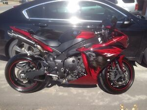 2010 Immaculate Candy Apple Red R1Ghost Edition