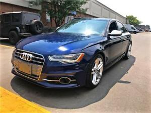 2013 Audi S6, FULL OPTIONS, NO ACCIDENT, HEAD UP DISPLAY