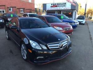 2010 Mercedes-Benz E-Class E 550.EASY Auto FINANCING..237.13 b/w