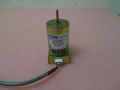 Pittman Lo-Cog, 9433K120-R1, 676-6122, 24 VDC, 500 CPR, 398344