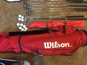 Golf Bag/Clubs(If this ad is up its still available) London Ontario image 1