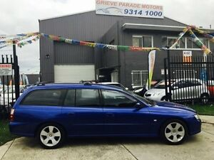 2006 Holden Commodore VZ MY06 SVZ 4 Speed Automatic Wagon Brooklyn Brimbank Area Preview