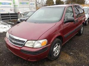 2004 Chevrolet Venture 7 PASSENGER IT'S BEING SOLD (AS IS)