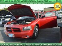 2008 Dodge Charger SE Sedan, LOANS ONLINE!
