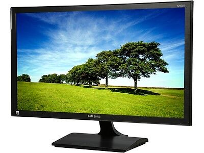 "شاشة ليد جديد SAMSUNG S24E310HL Black 23.6"" 8ms HDMI Widescreen LED Backlight LCD Monitor"