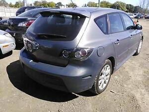 MAZDA 3 (2004/2009 FOR PARTS PARTS ONLY)