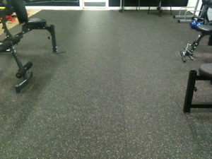 ROPPE Recoil Fitness Flooring