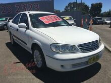 2003 Nissan Pulsar N16 ST-L White 4 Speed Automatic Sedan Lansvale Liverpool Area Preview