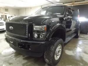 Ford Super Duty F-250 SRW 4WD Crew Cab 2008