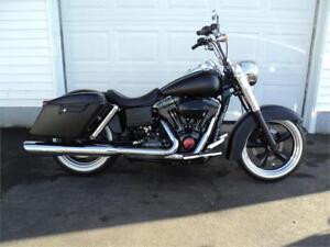 2012 Harley Davidson Switch Back