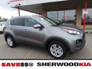 2018 Kia Sportage AWD LX Heated Seats, Keyless Entry, Bluetooth,