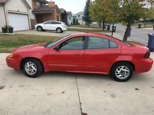 "2005 Pontiac Grand Am   120kms ""We Finance! Pay direct-No banks"""