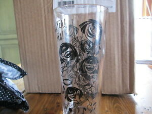 two beatle glasses.from around in the 60.nice item Cornwall Ontario image 1