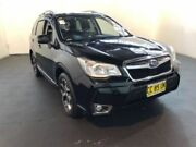 2014 Subaru Forester S4 MY15 XT CVT AWD PREMIUM Black Automatic Selespeed Wagon Clemton Park Canterbury Area Preview