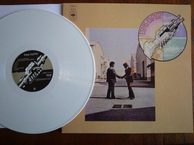 Pink Floyd – Wish You Were Here CBS 80955 White Vinyl LP NEW & MINT | in  Bramhall, Manchester | Gumtree