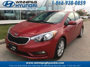 2015 Kia Forte 1.8L LX Cloth interior No Accidents