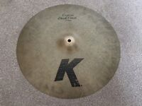 "17"" Zildjian K Custom Dark Crash"