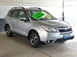 2013 Subaru Forester S4 MY13 2.0D-S AWD Silver 6 Speed Manual Wagon Homebush Strathfield Area Preview
