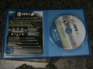 FIFA 15 - Play Station 4 - PS4 Cambridge Kitchener Area image 3
