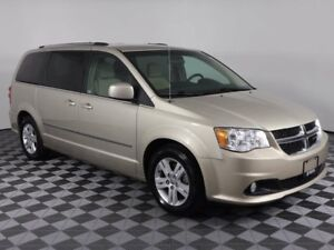 2015 Dodge Grand Caravan STOW AND GO/2ND ROW POWER WINDOWS