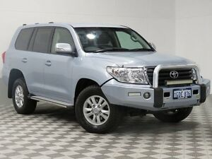 2013 Toyota Landcruiser VDJ200R MY12 GXL (4x4) Blue 6 Speed Automatic Wagon Jandakot Cockburn Area Preview