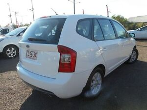 2011 Kia Rondo White Auto Seq Sportshift Winnellie Darwin City Preview