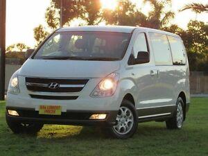 2011 Hyundai iMAX TQ-W White 4 Speed Automatic Wagon Hendon Charles Sturt Area Preview