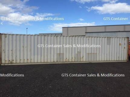 Used Shipping Containers for sale delivered to Leongatha area