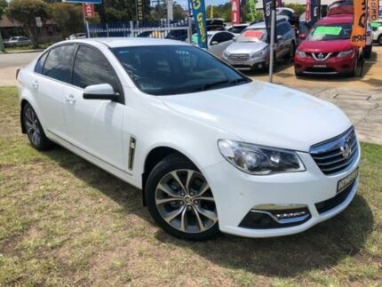 2014 Holden Calais VF MY15 White 6 Speed Automatic Sedan Dapto Wollongong Area Preview