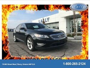2011 Ford Taurus SHO, Nav, Moonroof, Local Trade!!
