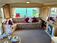 STATIC CARAVAN FOR SALE IN NORTH WALES IN TOWYN WITH INDOOR HEATED POOL
