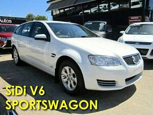 2012 Holden Commodore VE II MY12 Omega Sportwagon White 6 Speed Sports Automatic Wagon Noosaville Noosa Area Preview