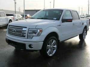 2013 Ford F-150 LIMITED, 900A, 3.5L ECOBOOST, 4X4, SYNC, NAV, RE