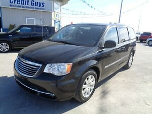 2013 Chrysler Town & Country Touring 3.6L 6CYL 6SPD AUTO