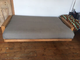 Futon company 3 seater sofa bed in great conditions