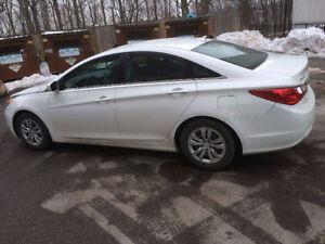 2011 Hyundai Sonata SGL Sedan