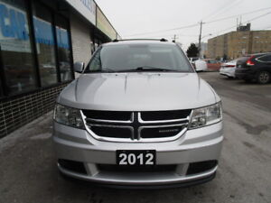 2012 Dodge Journey SUV,4CYL,NO ACCIDENT,CERTIFIED,WARRANTY,CLEAN